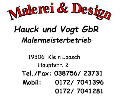 Hauck und Vogt GbR