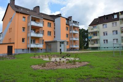 Umbau der Goethestr. 25