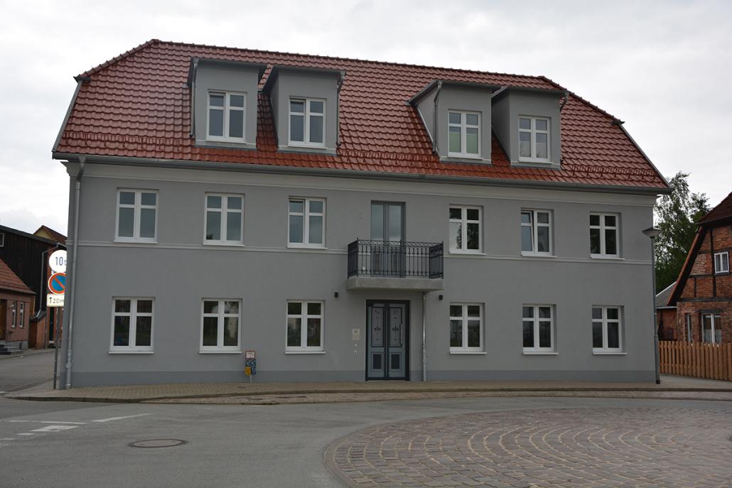 Abriss des Kießerdammes 13 und Neubau von 8 altersgerechten Wohnungen