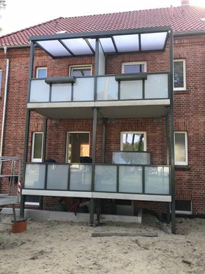 Energieeffizientes Haus in der Thomas-Mann-Str. 10